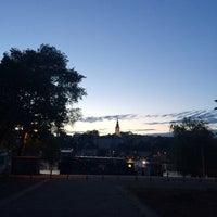 Photo taken at Svemirska kafana by Nina E. on 5/10/2014