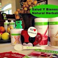 Photo taken at Club de Nutricion Herbalife by Edgardo F. on 11/29/2013