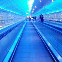 Photo taken at Terminal 3 by Egid v. on 3/22/2013