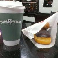Photo taken at Yum Yum Donuts by Rita on 11/11/2013