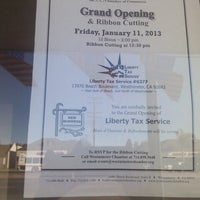 Photo taken at Liberty Income Tax by Rita on 1/11/2013