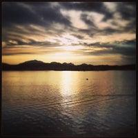 Photo taken at Golfo Aranci by Ignazio G. on 7/3/2013