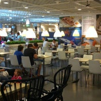 Photo taken at IKEA restaurace by Jenda P. on 6/29/2013