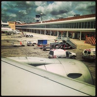Photo taken at Gate B1 by Diego A. on 9/6/2013
