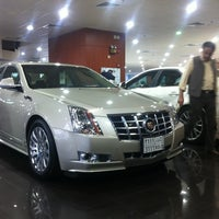 Photo taken at Aljomaih GMC-Chevrolet-Cadillac by Faisal B. on 12/5/2013
