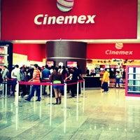 Photo taken at Cinemex by Brayan P. on 6/24/2013