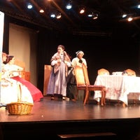Photo taken at Ethnic Cultural Theater by Igor K. on 4/28/2014