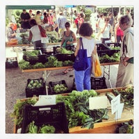 Photo taken at 32nd Street Farmer's Market by George L P. on 6/22/2013