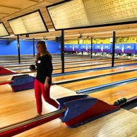 Photo taken at Stoneleigh Duckpin Bowling Center by George L P. on 2/15/2015