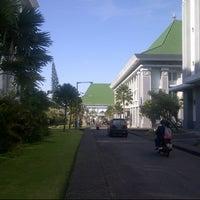 Photo taken at Universitas Islam Negeri Maulana Malik Ibrahim (UIN Maliki) by Syarifuddin B. on 7/29/2013