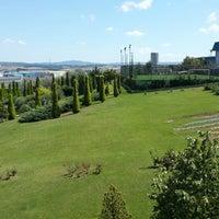 Photo taken at Filli Boya by Melisa《Ebru》 on 7/23/2013