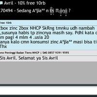 Photo taken at MatrasTianshi Peninggi Badan NHCP Bandung Store by Matras T. on 7/8/2013