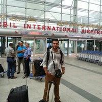 10/4/2013 tarihinde Uygarslan..ziyaretçi tarafından Erbil Uluslararası Havalimanı (EBL)'de çekilen fotoğraf