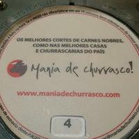 Photo taken at Mania de Churrasco by Marcelo T. on 11/27/2013