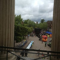 Photo taken at St Albans Clock Tower by Kristine H. on 6/23/2013