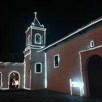 Photo taken at Museo Arqueológico La Merced by Nel M. on 12/26/2012