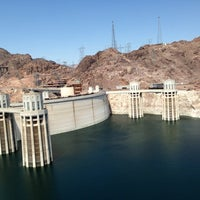 Photo taken at Hoover Dam by Cheri P. on 7/20/2013