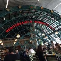 Photo taken at Mediterranean Sandwich Bar by Anna B. on 9/8/2014