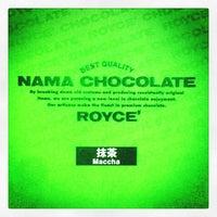 10/27/2013にRoyce M.がRoyce' Chocolate Midtownで撮った写真