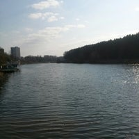 Photo taken at Лодочная станция by Алексей Д. on 5/18/2014