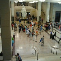 Photo taken at U.S. Capitol Visitor Center by Hailee H. on 7/1/2013