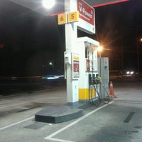 Photo taken at Shell by Sen S. on 12/26/2012