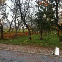 Photo taken at Парк Горького by Nickolay D. on 11/9/2014