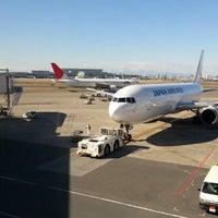 Photo taken at HND Terminal 1 by Tsuyoshi A. on 1/26/2013