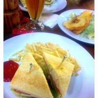 Photo taken at Uma Restaurant by I Komang P. on 9/9/2014