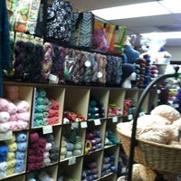 Photo taken at A Major Knitwork by Laurie M. on 4/12/2013
