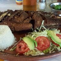 Photo taken at El Encanto Jarocho by Victor S. on 3/24/2014