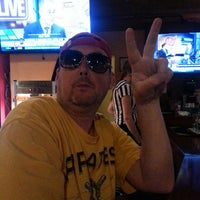 Photo taken at Time Out Pizza Pub & Grub by Erian C. on 5/20/2014