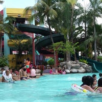Photo taken at Sea Breeze Resort and Restaurant by Reign A. on 5/15/2014