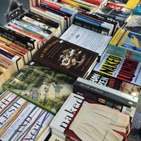 Photo taken at Unoppressive Non-Imperialist Bargain Books by John G. on 4/19/2014