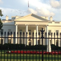 Photo taken at The White House by Mike M. on 6/23/2013