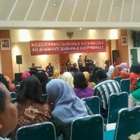 Photo taken at Gedung Krida Bhakti Sekretariat Negara by Rina S. on 4/23/2013