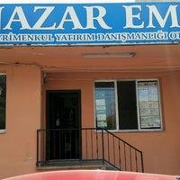 Photo taken at NaZar Emlak by Metin A. on 8/19/2014