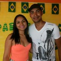 Photo taken at Liberdade by Wellington A. on 6/8/2014