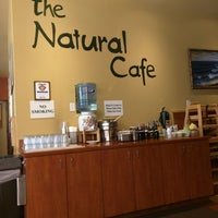 Photo taken at Natural Cafe by Christina S. on 5/25/2017