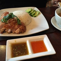 Photo taken at Thai Orchid by Spencer L. on 4/10/2015