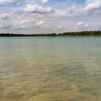 Photo taken at Riemer See by Vera on 5/9/2013
