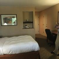Photo taken at Radisson Hotel Milwaukee North Shore by Lysa G. on 6/5/2016