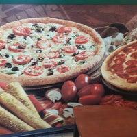 Photo taken at Papa John's Pizza by NWADI on 8/27/2013