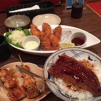 Photo taken at 和民居食屋 Watami by Jonathan C. on 4/3/2015