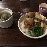 Photo taken at 金澤魯肉飯 by Jonathan C. on 5/28/2017