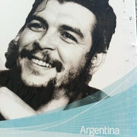 Photo taken at Museo Casa de Ernesto Che Guevara by Leo V. on 1/6/2013