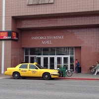 Photo taken at Anchorage 5th Avenue Mall by Jess K. on 7/2/2013