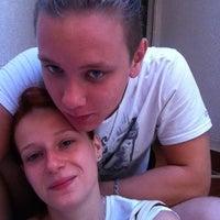 Photo taken at Villa Slavuj by оля к. on 8/28/2014