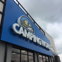 Photo taken at Camping World by Mark S. on 7/26/2014