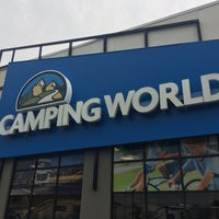 Photo taken at Camping World by Mark S. on 6/21/2016